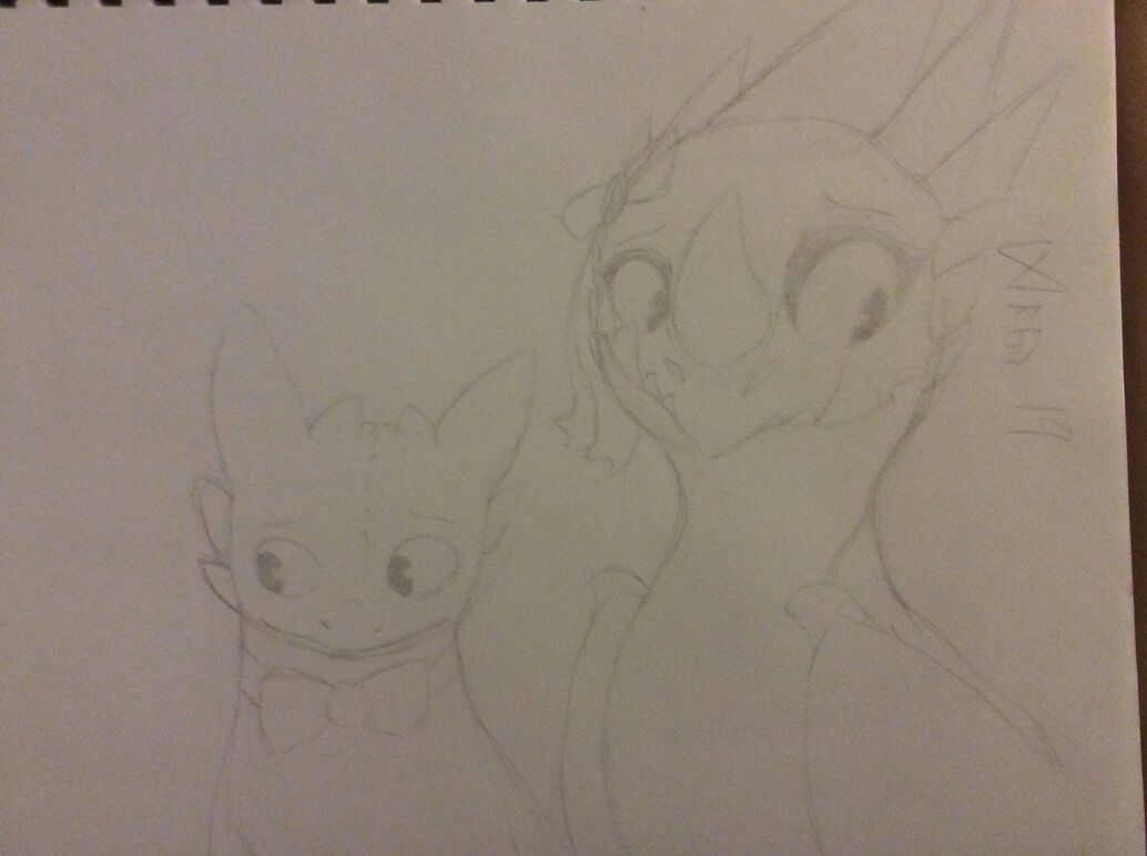 Toothless Lost His Family Chapter 1 Stormfly And