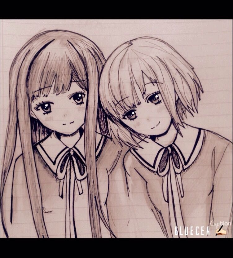 Meine Skizzen Und Zeichnungen Best Friends Wattpad