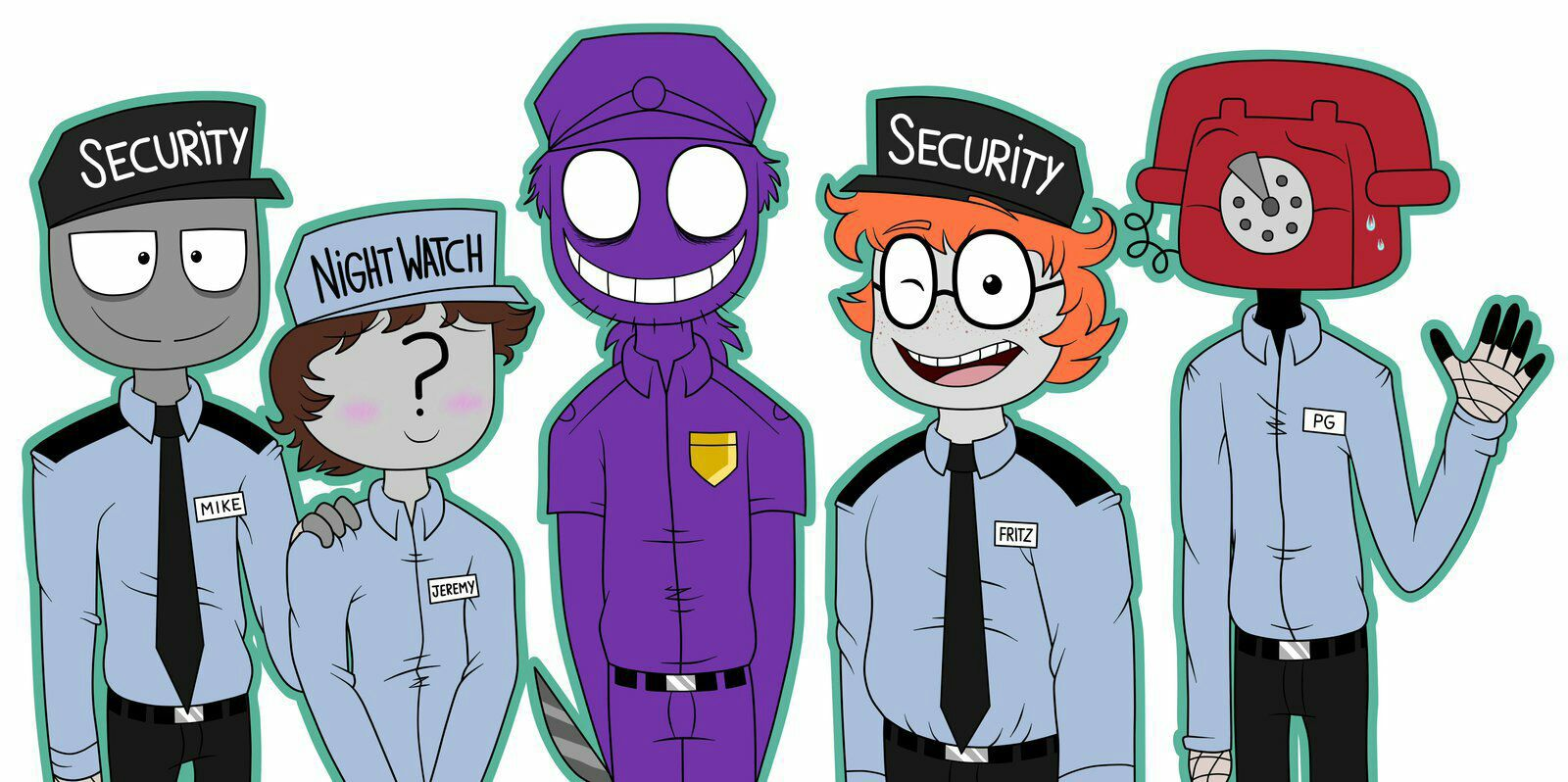 Phone guy x purple guy fanfic lemon -  Fivenightsatfreddys Fnaf Lemon Purpleguy Vincent
