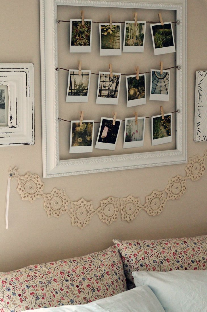 diy polaroid bilder sch n aufh ngen wattpad. Black Bedroom Furniture Sets. Home Design Ideas