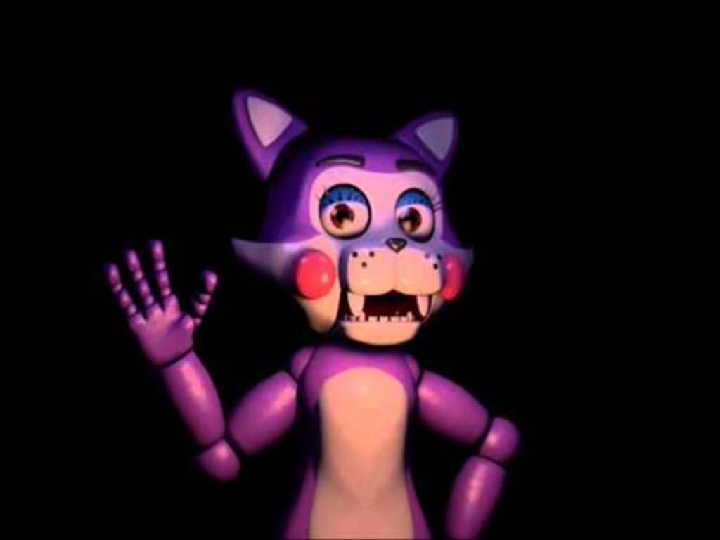 FNAF Fan Made Animatronics And OC's - Opposites Attract! (Cindy The