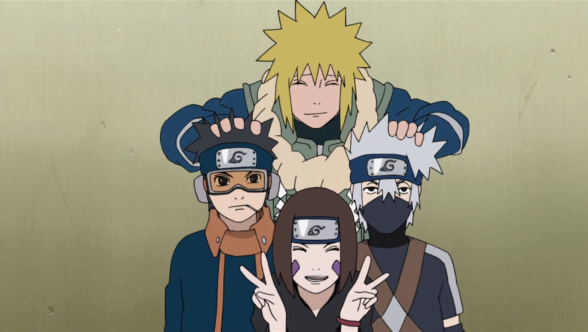 Back in Time (Naruto f...