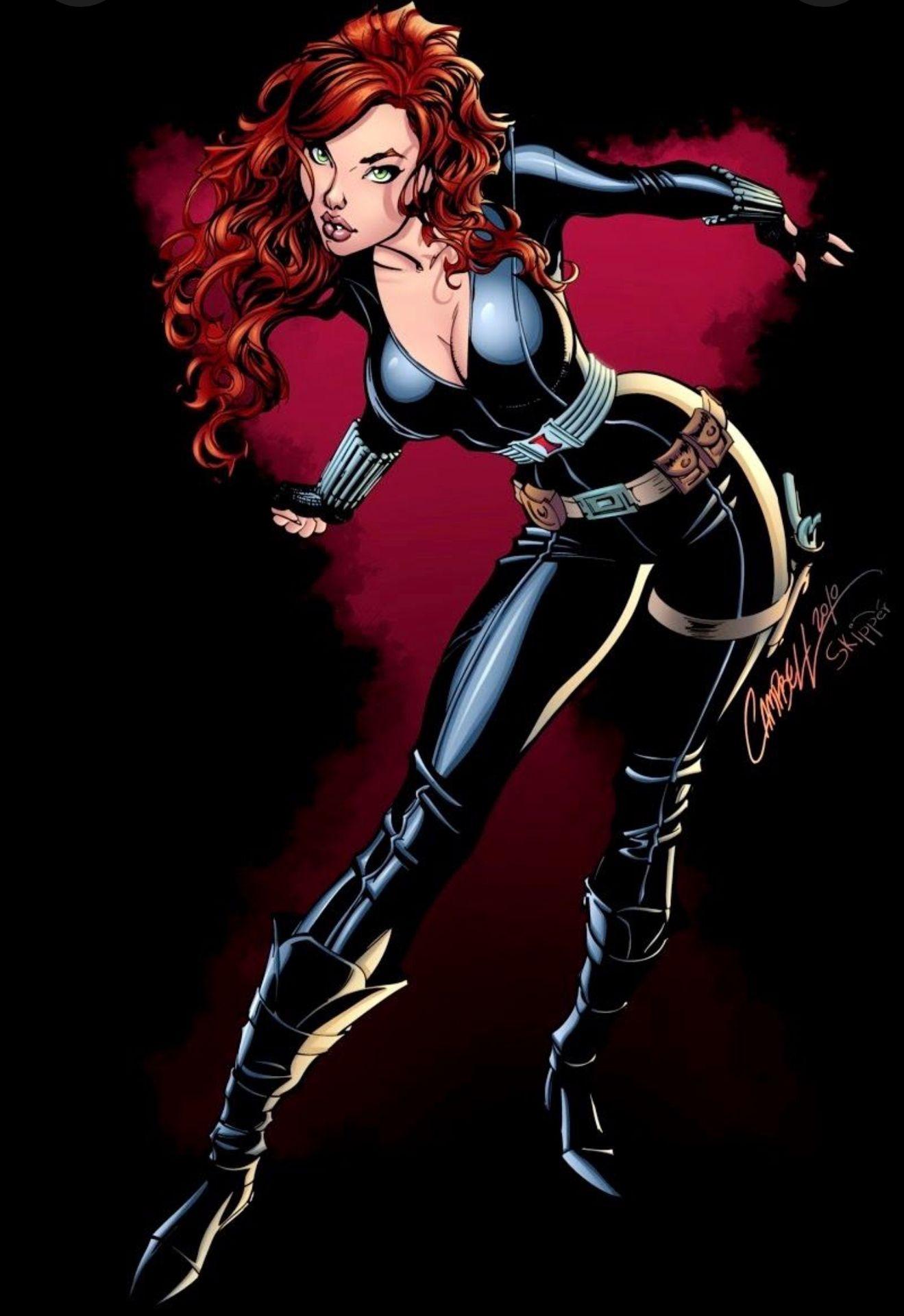 Marvel Fem X male reader  (Lemon, Harem, One shot) - Black Widow