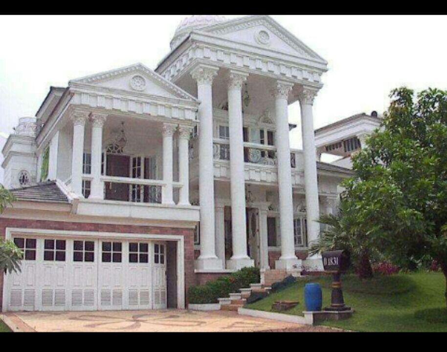 500+ Gambar Rumah Mewah Prilly Latuconsina HD Terbaru