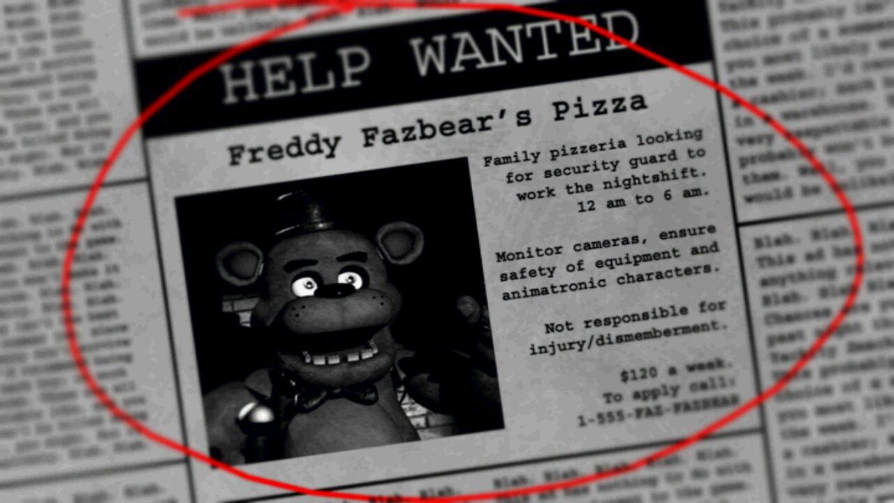 Five Nights At Freddy 39 S Guida Per Principianti La