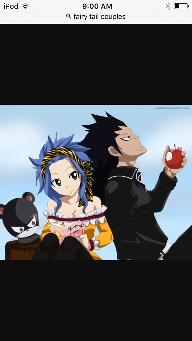 Gajeel and levy lemon wattpad
