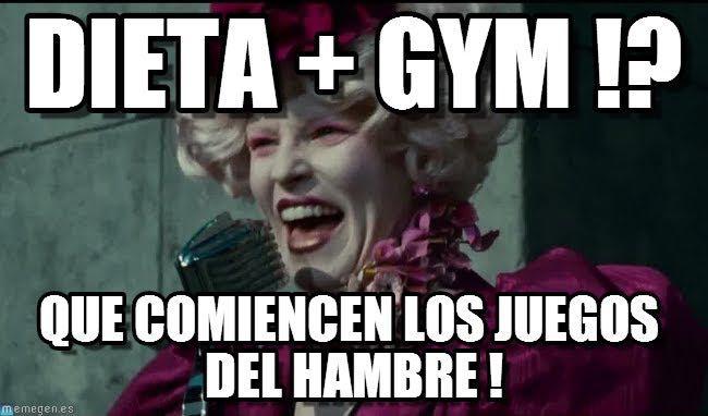 Memes De Los Juegos Del Hambre Dieta Gym Wattpad