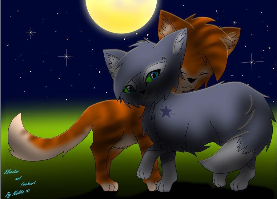 Warrior Cats Mating Stories Fanfiction Firestar And Sandstorm