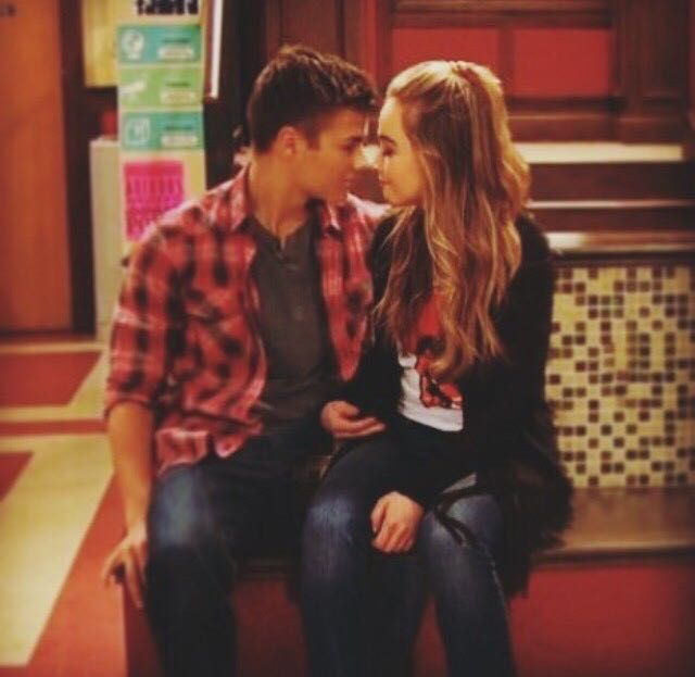 the first episode of girl meets world lucaya