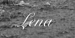 Un Poème Un Prénom Lena Wattpad