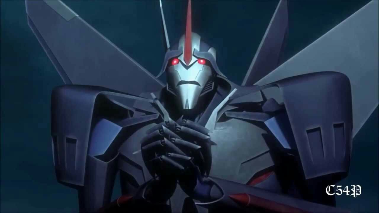 Transformers One-shots (Decepticons) - My human (Starscream