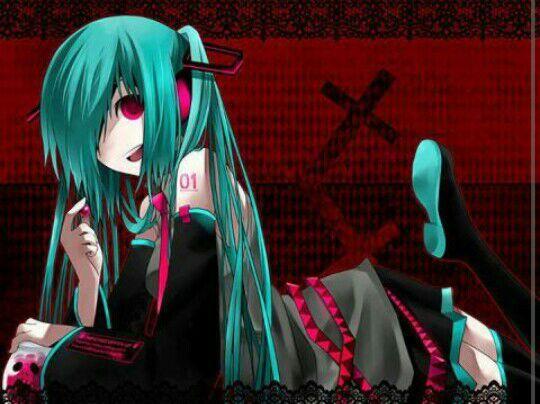 Male Reader X Yandere Female - Male Reader X Yandere Vocaloid Miku