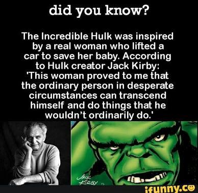 Superhero Facts And Memes The Incredible Hulk Wattpad