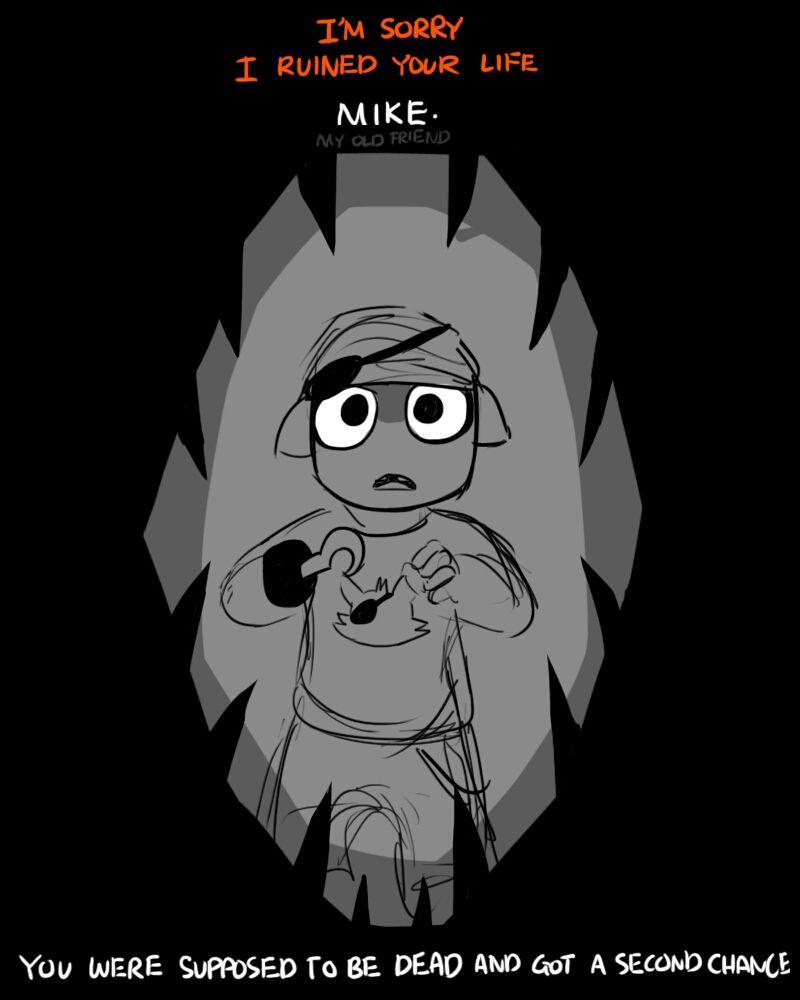 mike x spirit reader  1  wattpad