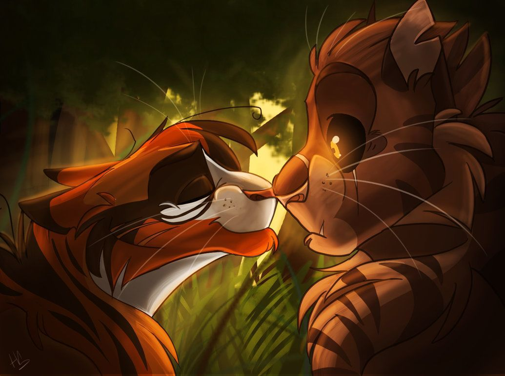 Warrior Cat - Tigerstar ? by Wynnyelle.deviantart.com on ...
