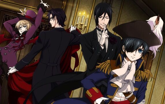 Black butler book of lemons (requests open) - (Brother