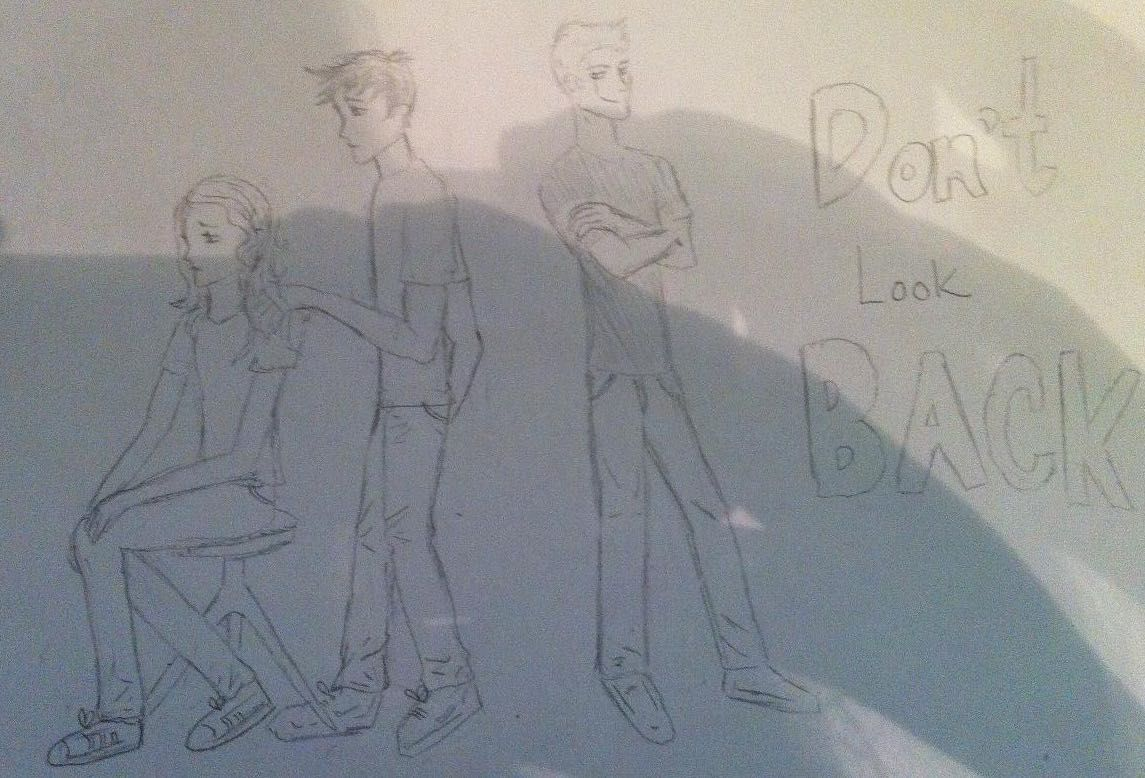 ✓DON'T LOOK BACK (A Percy Jackson Fanfiction) - Part 2 #4: ~Percy