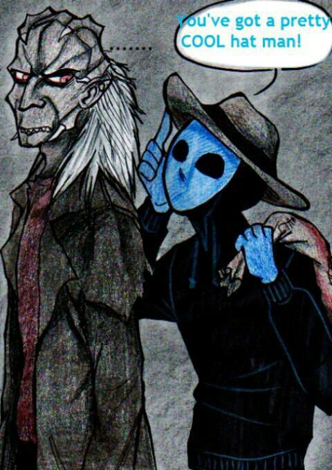 Creepypasta Lemons (Discontinued) - Jeepers Creepers x Eyeless Jack