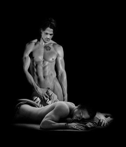 Секс с дином и семом