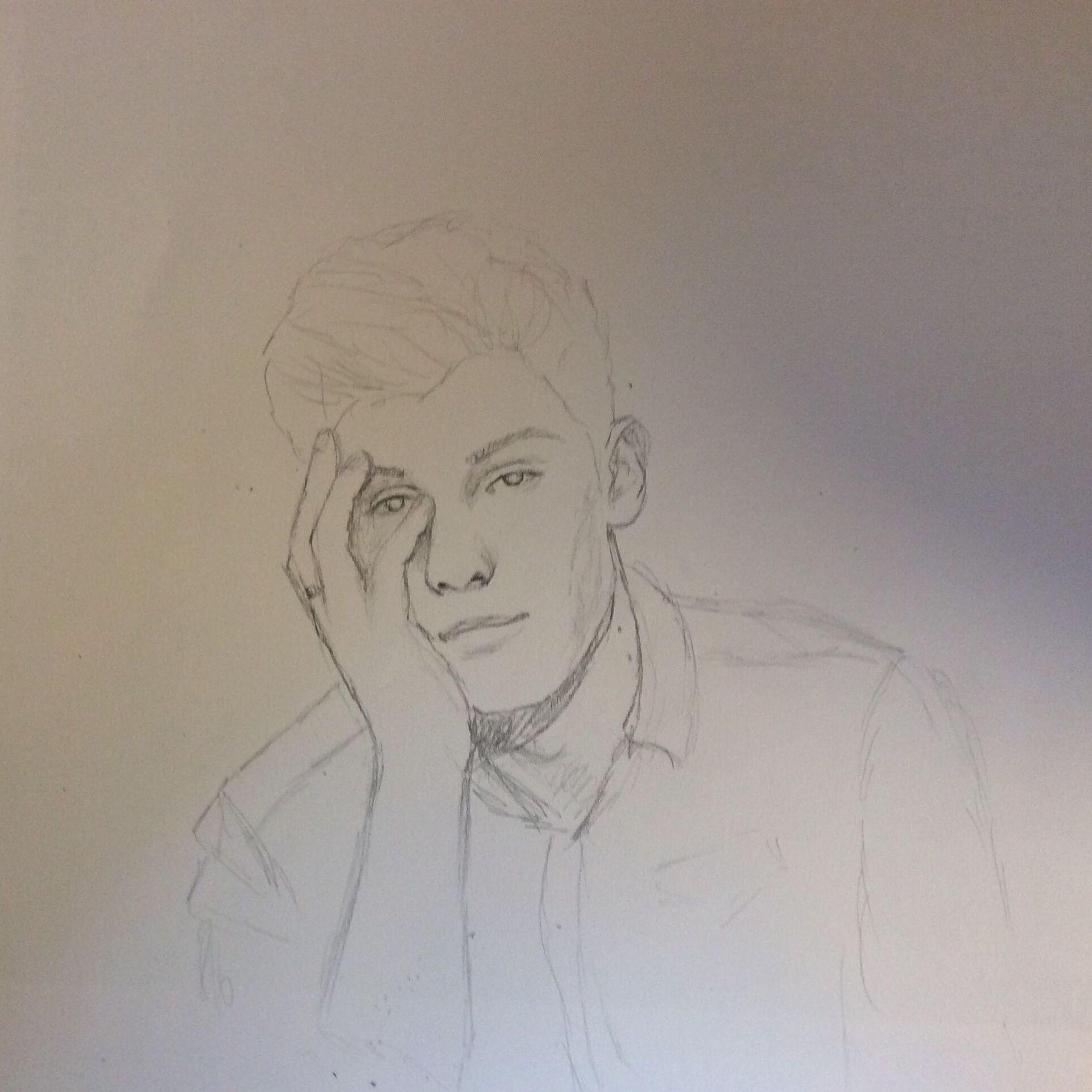 Meine Zeichnungen ️ (#1) - Shawn Mendes *-* (again ...