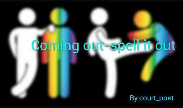 Gay Lesbian Poem Poetry