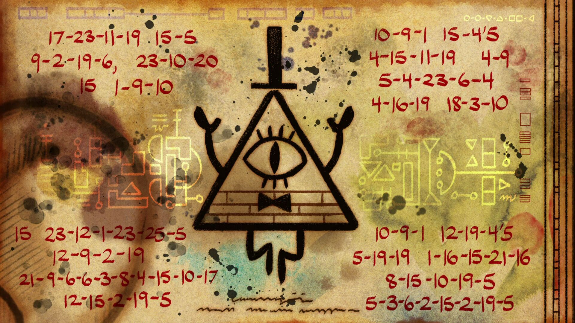 Gravity Falls Secrets - Weirdmaggedon Part 1 - Wattpad
