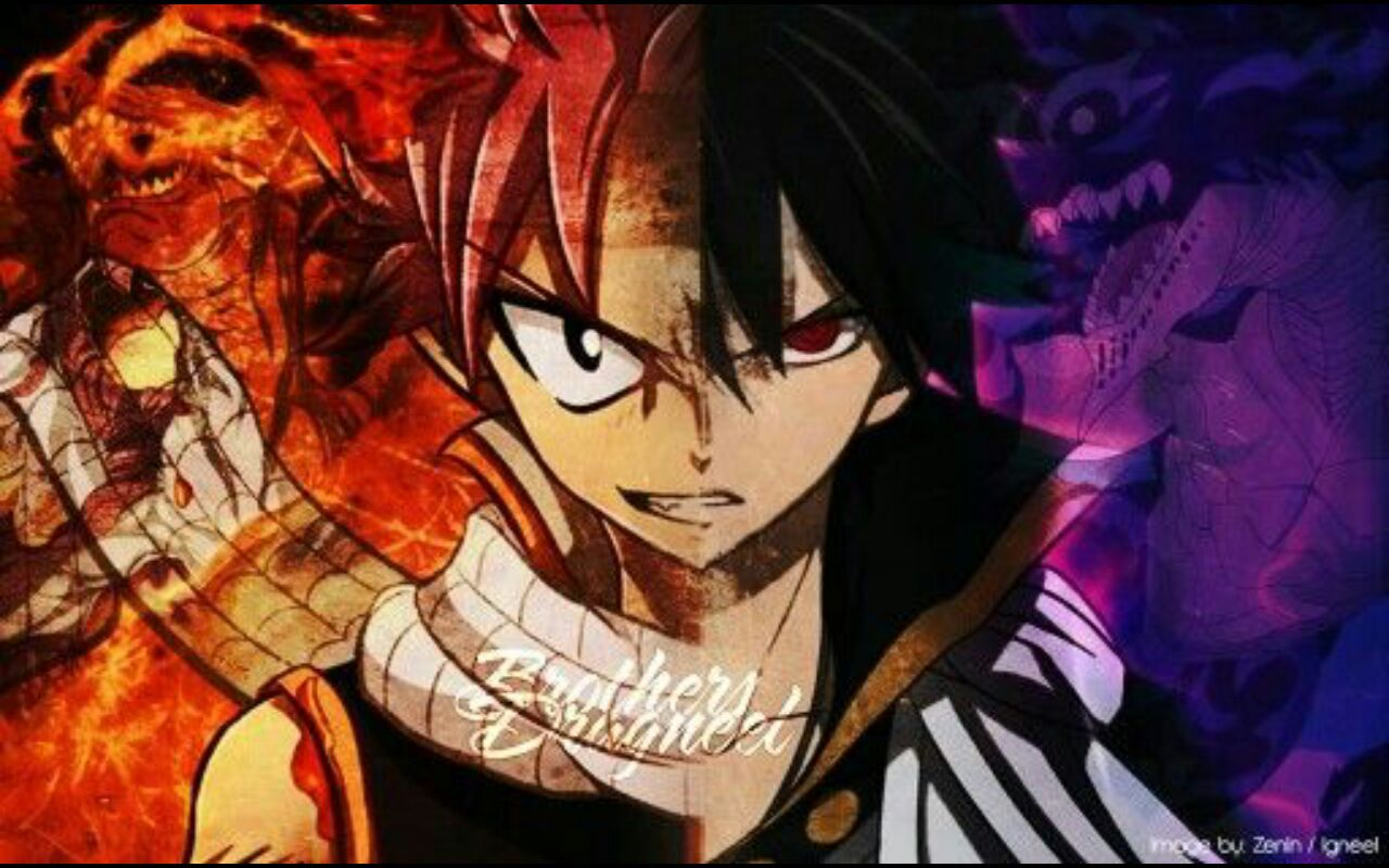 Possessed - A Fairy Tail/Nalu Fanfic - Chapter 1 Dragneel ...