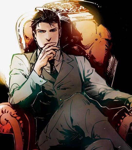 Batman Boyfriend Scenario - Bruce Wayne First Time Lemon