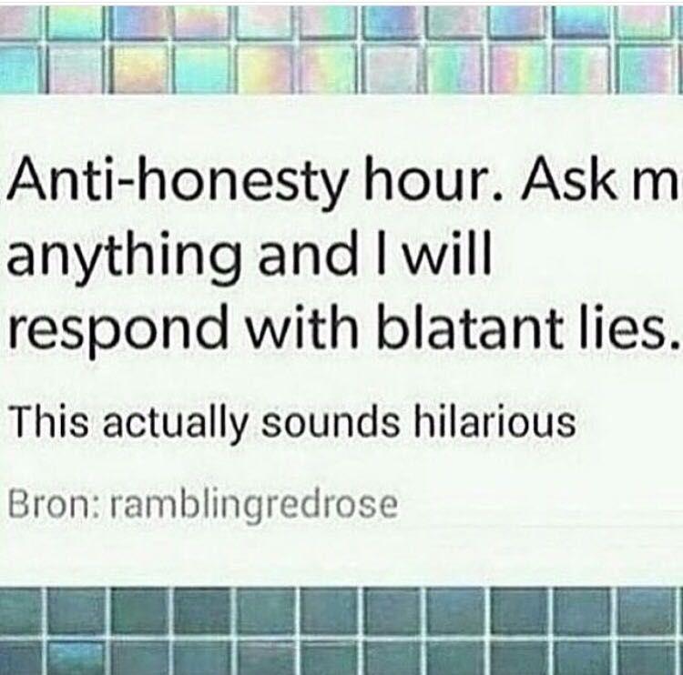 正直な時間