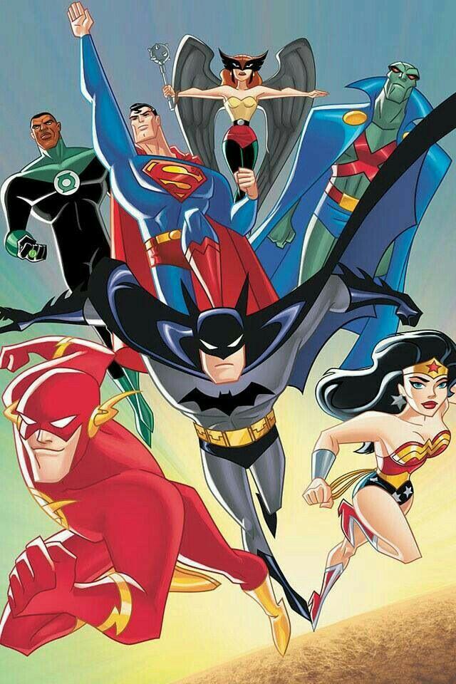 DC Comics Imagines 2 *Editing* - Justice League x Younger