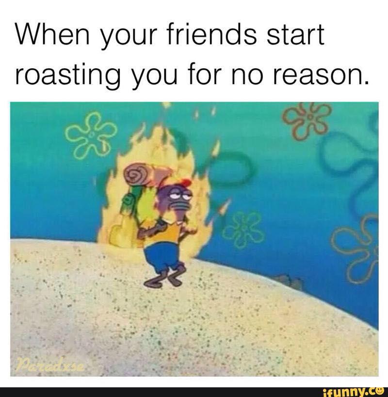 Spongebob Memes Roasting Wattpad