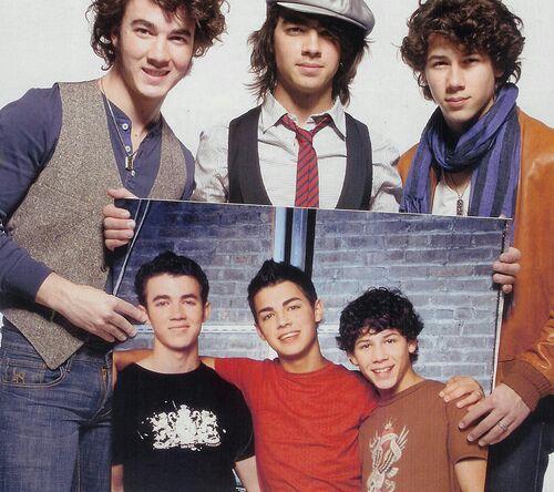 Jonas Brothers As Babies