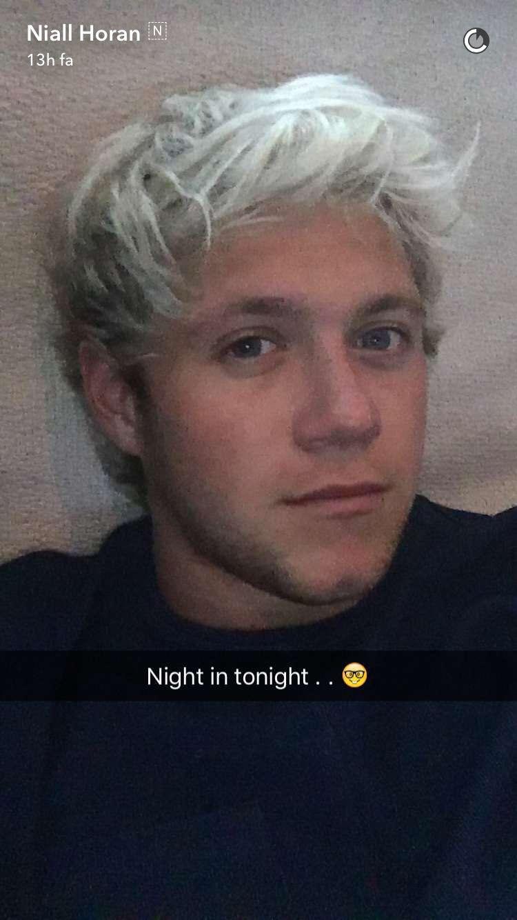 È Niall Horan incontri 2016