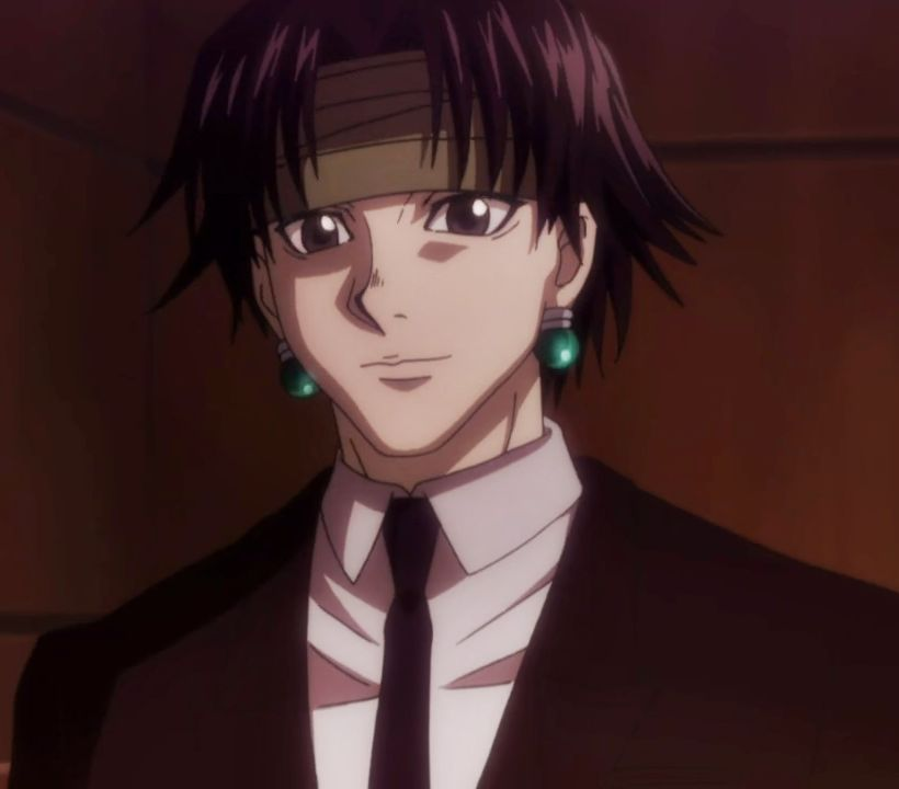 Chrollo Lucilfer (HunterxHunter