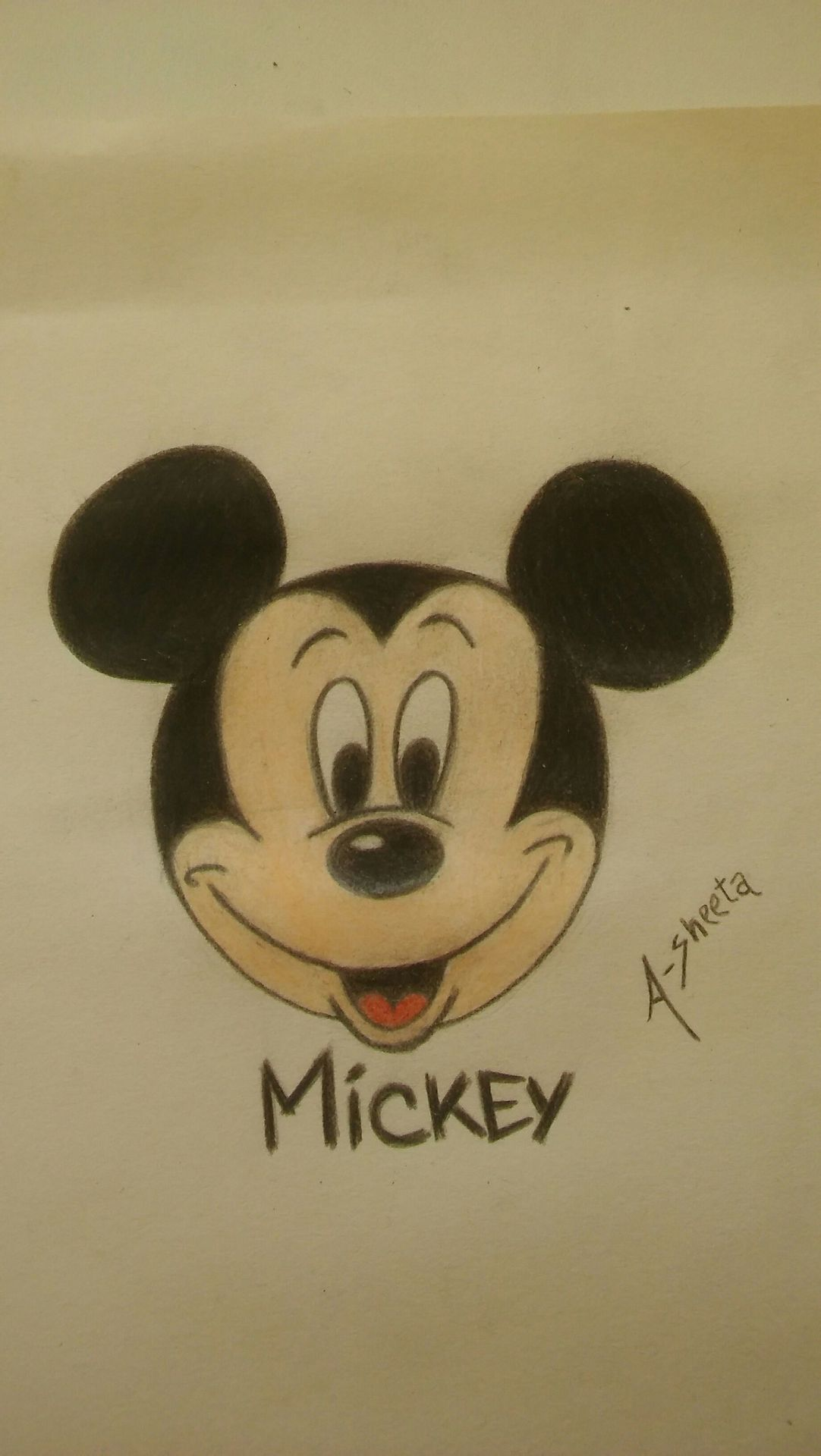 Some Of My Drawings Mickey Mouse Wattpad