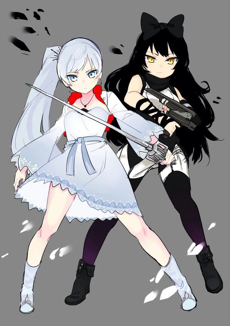 Male Reader x Yandere Female Various - Yandere Weiss x Male
