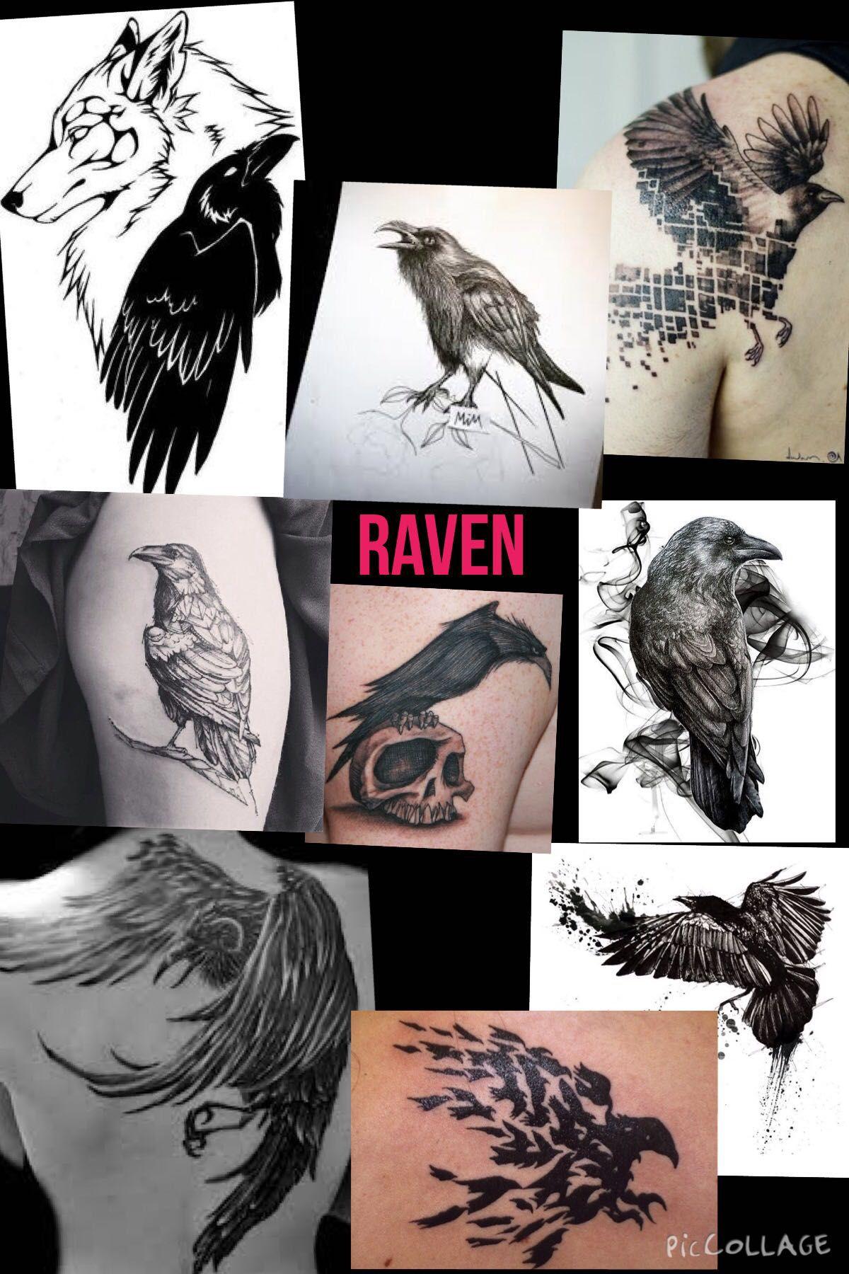 Tattoo Meanings The Raven Crow Wattpad