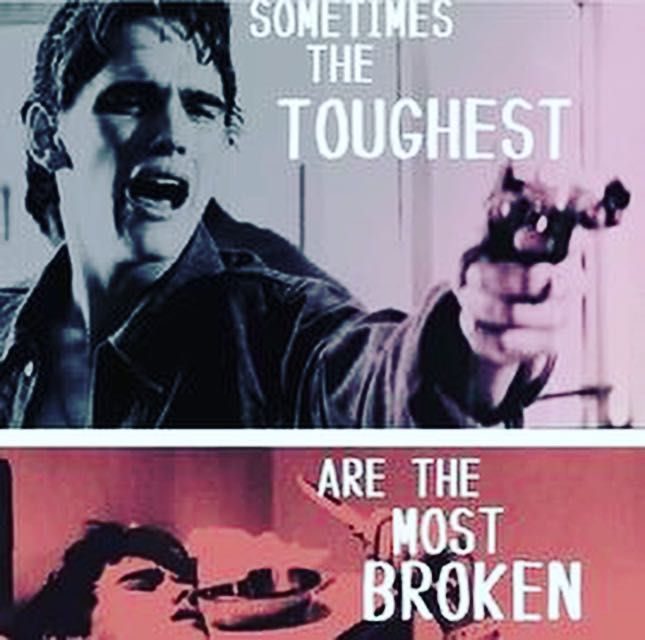 Famous Quotes From The Outsiders Movie: Imagines + Preferences - Dally • Broken