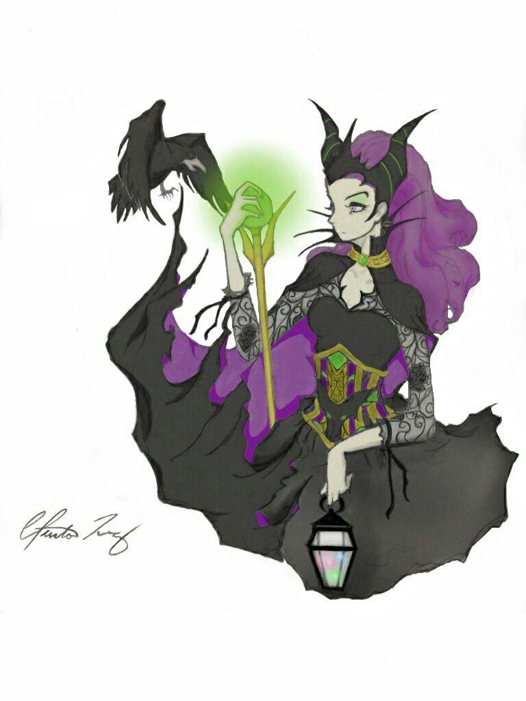 Male Reader X Fem Yandere Various Yandere Maleficent X