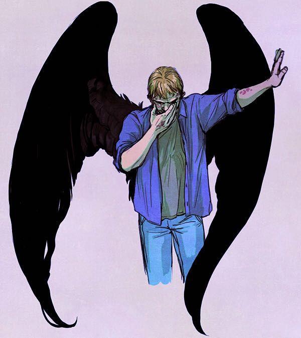 Lucifer X Male Reader