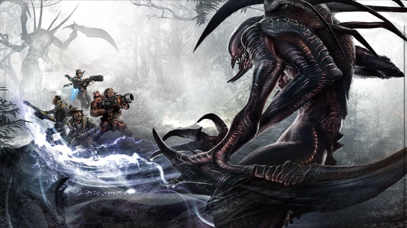 Evolve Gorgon