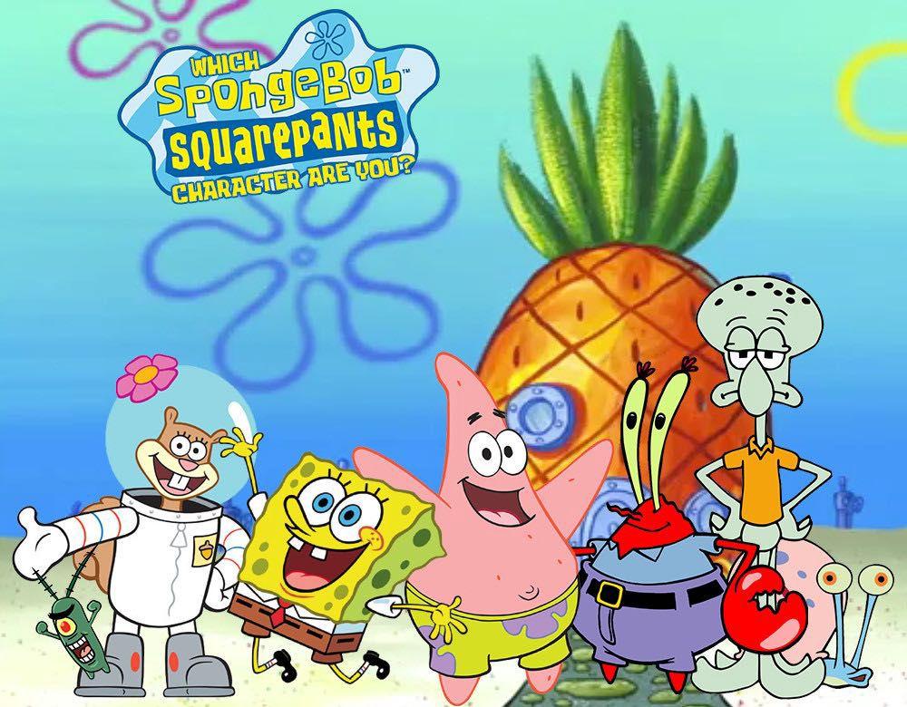 Spongebob Charaktere