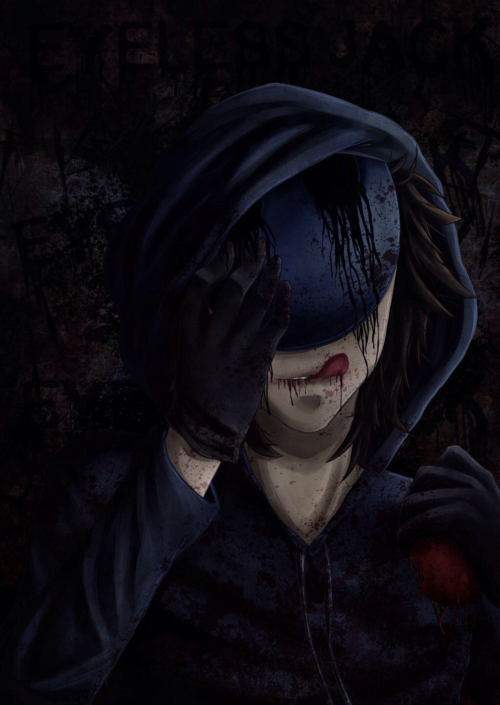 Creepypasta X reader +lemon one shots - Eyeless jack x