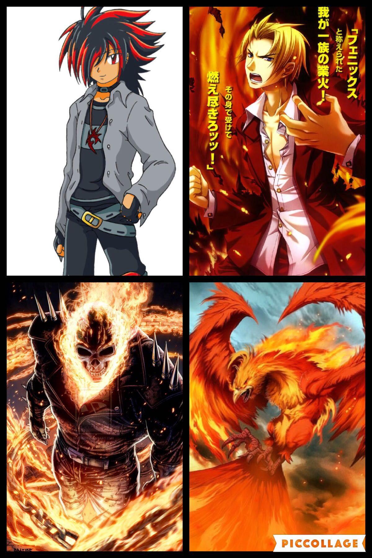 Highschool dxd+Ghost rider - Rider vs Phoenix - Wattpad