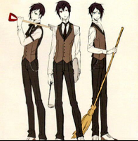The Book of Black Butler Oneshots - A Quiet Walk ( Thompson