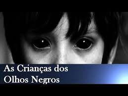 Fatos Sobrenaturais -  C.S  Crianças de Olhos Negros - Wattpad 8f79aaa457