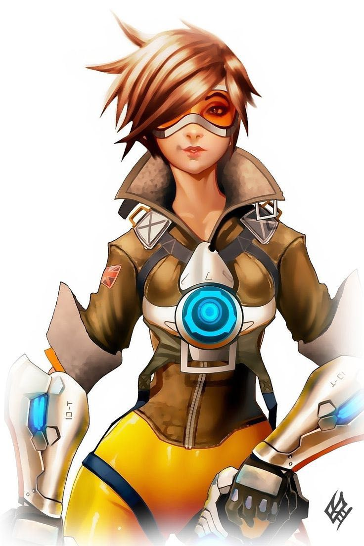 Female Anime Characters Male Reader : Overwatch one shots tracer male reader wattpad