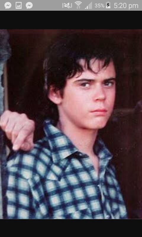 The Outsiders Ponyboy Michael Curtis Pony Wattpad