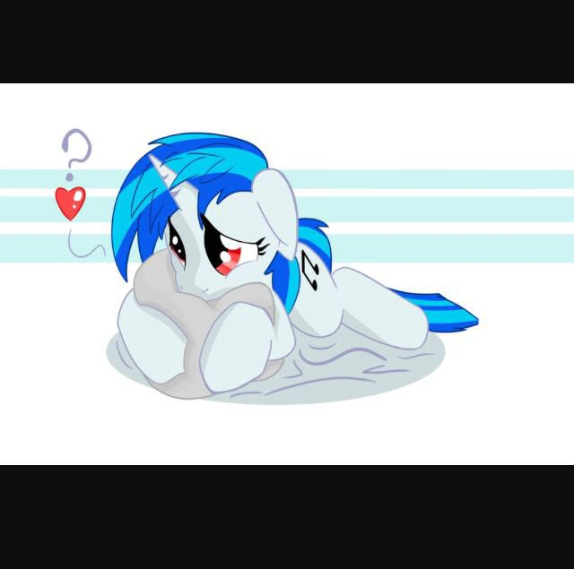 Mlp Characters X Reader Closed Vinyl Scratch X Male Unicorn