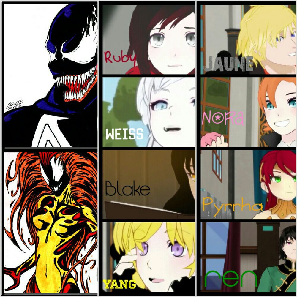 Rwby Fanfiction Ruby Venom
